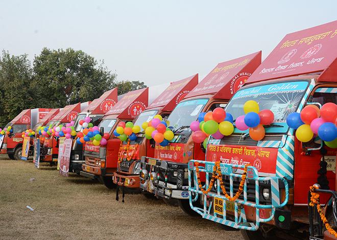best road show in chandigarh