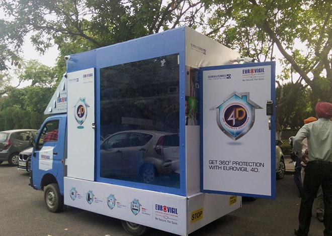 best agency for road show in chandigarh
